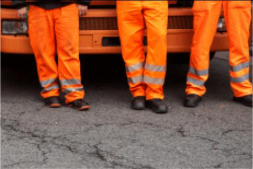 Abfallentsorgung: Die Stadtwerke Wolfhagen erbringen Dienstleistungen für die Bürger