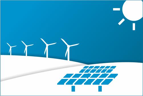 Strom selbst erzeugen mit Sonne, Wind oder einem BHKW