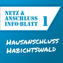 Wichtige Infos für Bauherren: In Habichtswald sind die Stadtwerke Wolfhagen für den Anschluss Ihres Hauses an das Stromnetz zuständig.