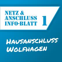 Wichtige Infos für Bauherren: In Wolfhagen sind die Stadtwerke Wolfhagen für die Anschlüsse Ihres Hauses an das Strom- und das Wassernetz zuständig.